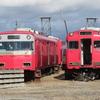 名鉄6036F、6050F解体の記録