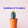 野望は半径5メートル。レノア・ハピネスは半径30センチ。