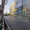 ASEANサミットで今朝のバンコク一部通行止め(今、止まってます)