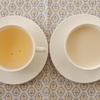 ガンパウダー緑茶でモロッコ風ミントティー