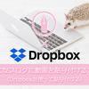 はてなブログにDropbox(ドロップボックス)を使って動画を貼り付ける方法