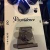 【機材】Providence SONIC DRIVE レビュー