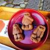 【日光】三猿の人形焼と、龍や眠り猫のカタチもあるこだわりの人形焼屋さん・みしまやさん。