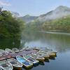間瀬湖(埼玉県本庄)