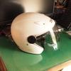 ヘルメットを手放すことにしました。