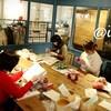 レッスンレポート)2/8本川町教室 編み物はそろそろ春夏物へ