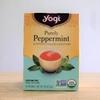 香り控えめ Yogi Tea オーガニックペパーミントティー【アイハーブ】