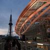 名古屋テレビ塔とオアシス21の写真ばっかり・・・