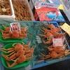 福井県の小浜市場でも蟹が今旬!この値段ってほんとに安いのかな?