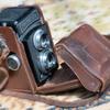 二眼レフのPRIMOFLEX:今日はカメラ発明記念日