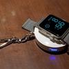 【Apple Watch】キーフォルダー型ワイヤレス充電器でバッテリー切れ対策