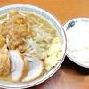【ラーメン豚山】 豚が美味い!かなり二郎っぽいインスパイア店!