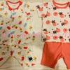 赤ちゃんの夏用パジャマ購入!ユニクロvsアカチャンホンポ
