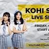 Kohi Sekai Live Session V2