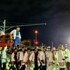 松山秋祭り・・5日の神輿鉢合わせから始まりました