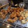 幸運な病のレシピ( 1933 )昼:鳥手羽元、塩サバフライ、イモ天、オータムポエムとブロッコリーのボイル