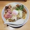 【秋津ランチ】『麺場二寅』で世にも珍しい鶏ボナーラをパクリ!【営業時間やアクセス情報あり】