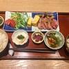 Tsumugiの鴨ロースのステーキお膳
