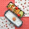 #785 豚細切れ肉とカラフル野菜の塩麹炒め弁当