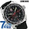 ルミノックス LUMINOX 腕時計 1201 メンズ ICE-SAR ARCTIC 1200 SERIES アイスサーシリーズ クォーツ ブラック