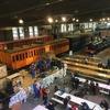 【オランダ旅行】ユトレヒト「鉄道博物館」へ行ってきた。色んな電車が展示されていたのでワクワクしました。