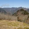 木の根道をこえて大峰北部の展望台へ 鉄山~鉄山平