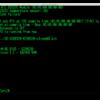 V20ボードでMS-DOSを動かしたい! その4