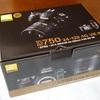 新しいカメラで