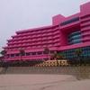 ド派手なピンクホテル種子島いわさきホテルに泊まる。種子島旅行 Part.3