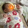 【育児0歳】3m7d:娘、祝☆3ヶ月
