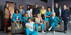 【ウェントワース女子刑務所】シーズン8を観終わった感想とあらすじネタバレ