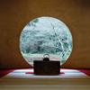 春はすぐそこに北鎌倉明月院