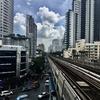 バンコクのデモ勢い増す、BTS、MTR、エアポートリンク運行中止 パタヤではセンタンでデモ