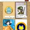 簡単にmonacardを楽しんでみようの巻! 「モナパちゃん」で可愛い子ばっかり集めてます。