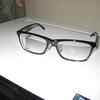 眼鏡市場で、眼鏡買いました。