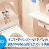 すごいぞサンポール!トイレの黄ばみや尿石汚れの悩みがコレ1本であっさり解消できた!