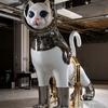 ヤノベケンジ《SHIP'S CAT(シップス・キャット)》