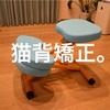 猫背を矯正できる魔法の椅子!新感覚で座れるバランスチェア