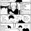 英語×ハーフの赤ちゃん子育て絵日記 Newborn Jaundice 【国際結婚×漫画】