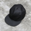 NILøS  Leather Logo Cap ver.1