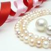 真珠という宝石が似合う女性 タピオカ真珠じゃなくて本真珠です。