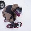 【地域手帖sidestory2】二日酔いからのスノーハイク、歩くスキーで死亡遊戯。