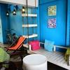 テレビ番組、旅猿で東野さんと岡村さんが行ったバンコクのカフェ『A Day in Summer』
