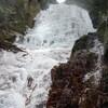 紅葉谷氷瀑2018再再訪は最強氷瀑でした(その3)百閒滝