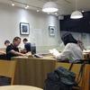 図書館のような喫茶店