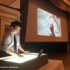 ホンダカーズ博多様懇親会にて、オリジナルのサンドアートパフォーマンスをご披露しました。