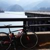 【ロードバイク初ライド!】奥多摩湖ルート