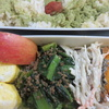 小松菜のお弁当