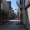 山梨県甲府市 中央(裏春日)を歩く 訪問日2017年3月28日
