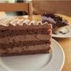 ストロベリーガーデンのチョコレートケーキ